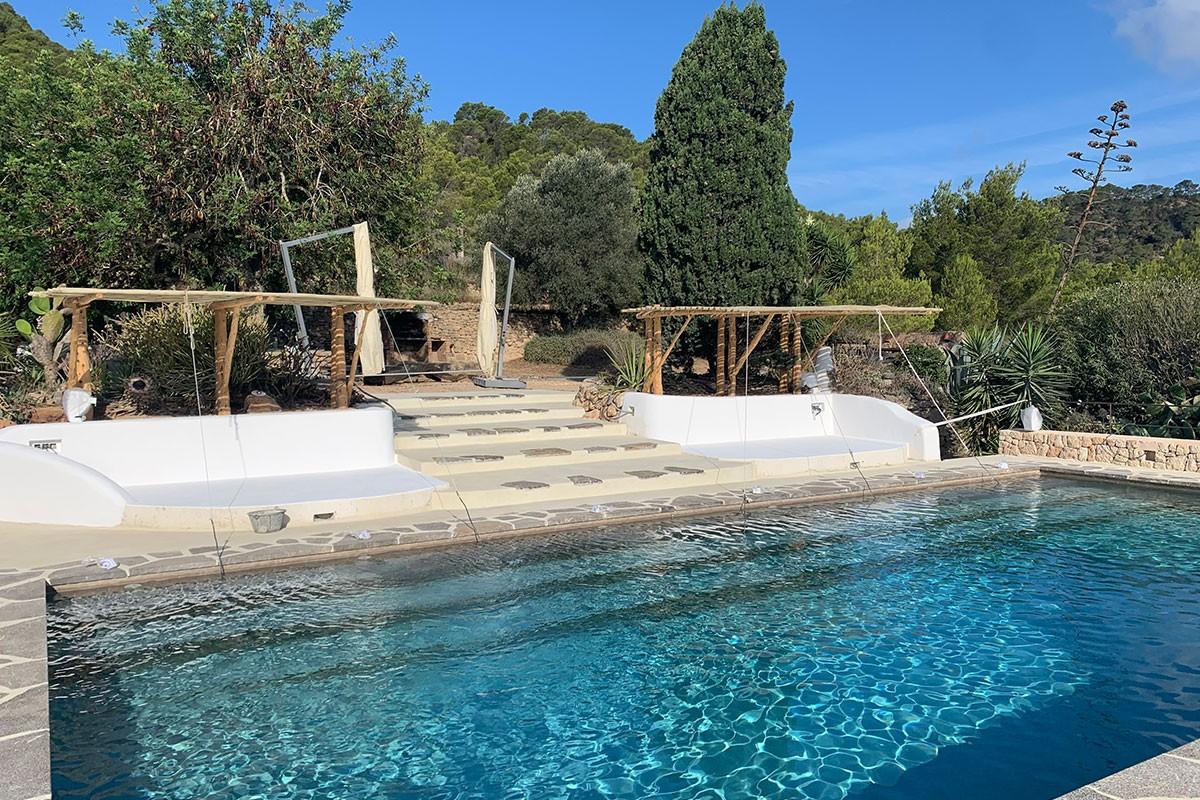 Limpieza piscina`