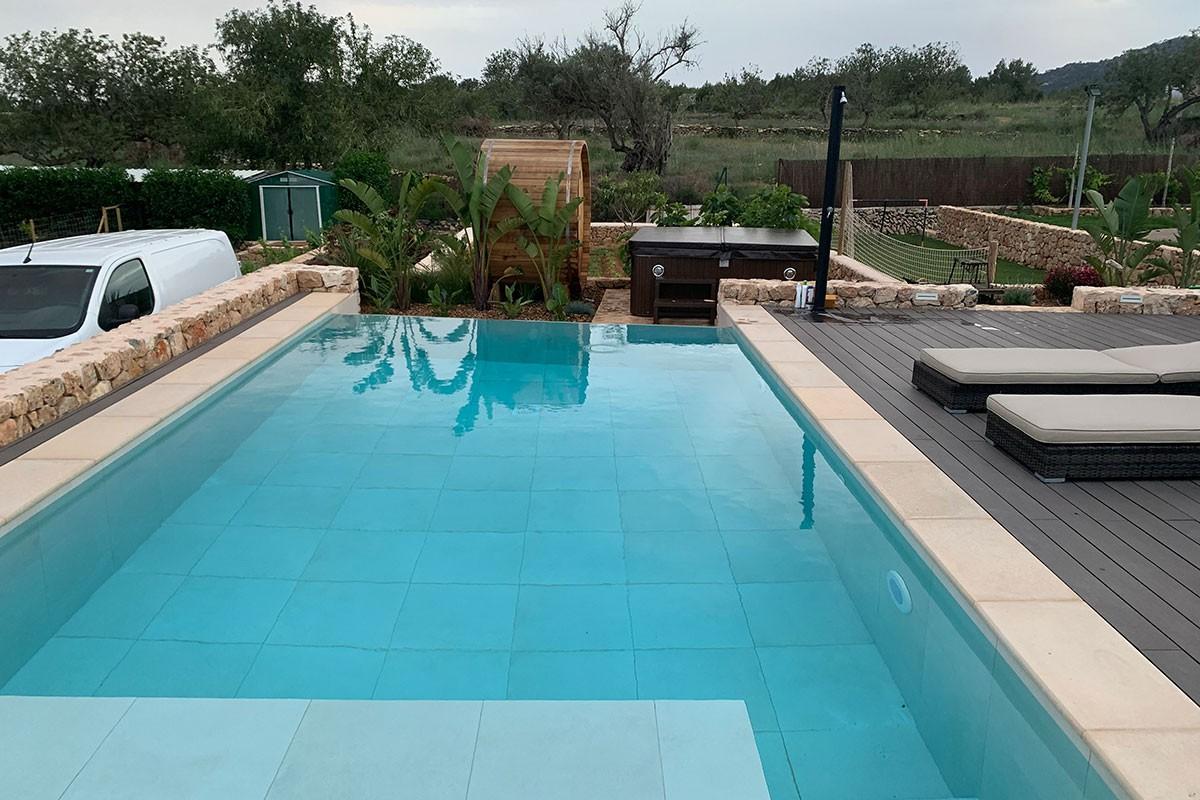 Detalle piscina`